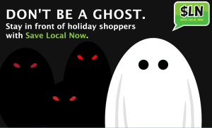 Save Local Now; Buy Local